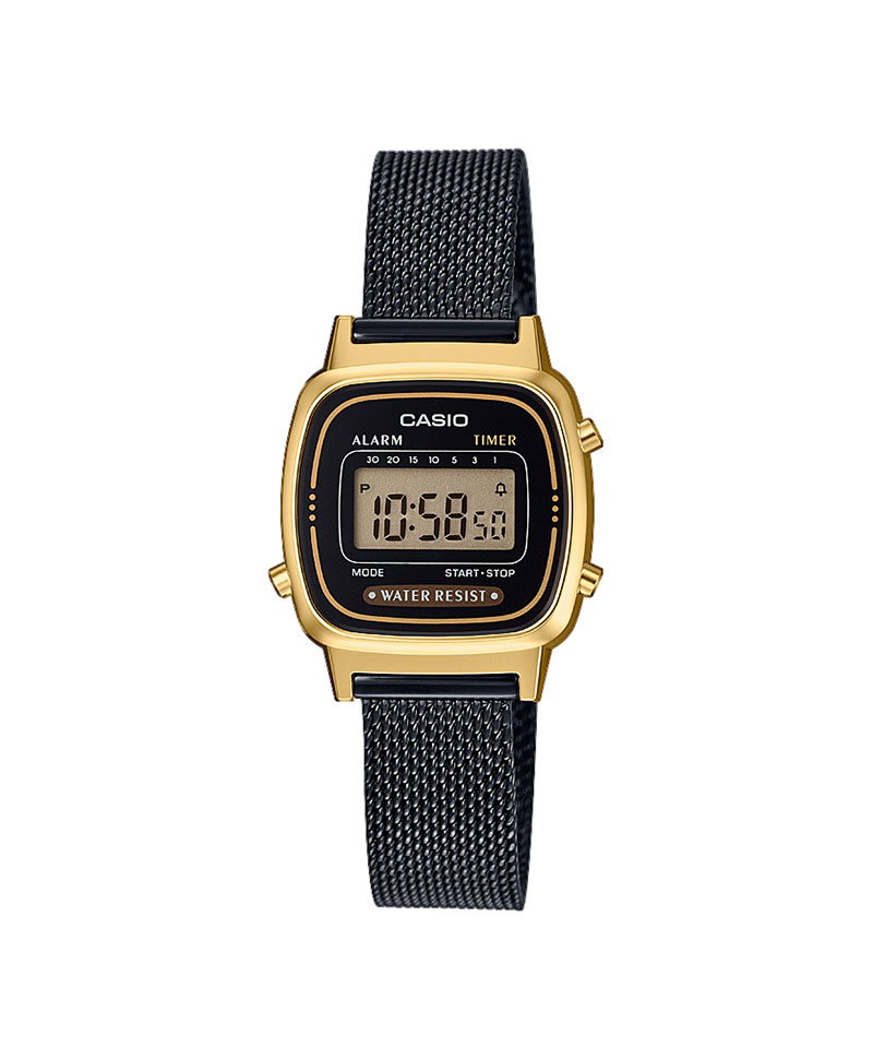 Mini Mesh Black&Gold LA670WEMB-1EF