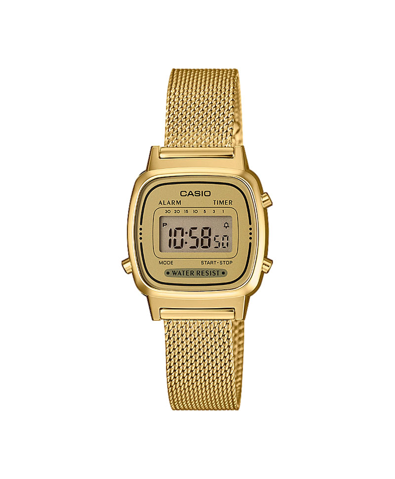 Mini Mesh Gold LA670WEMY-9EF