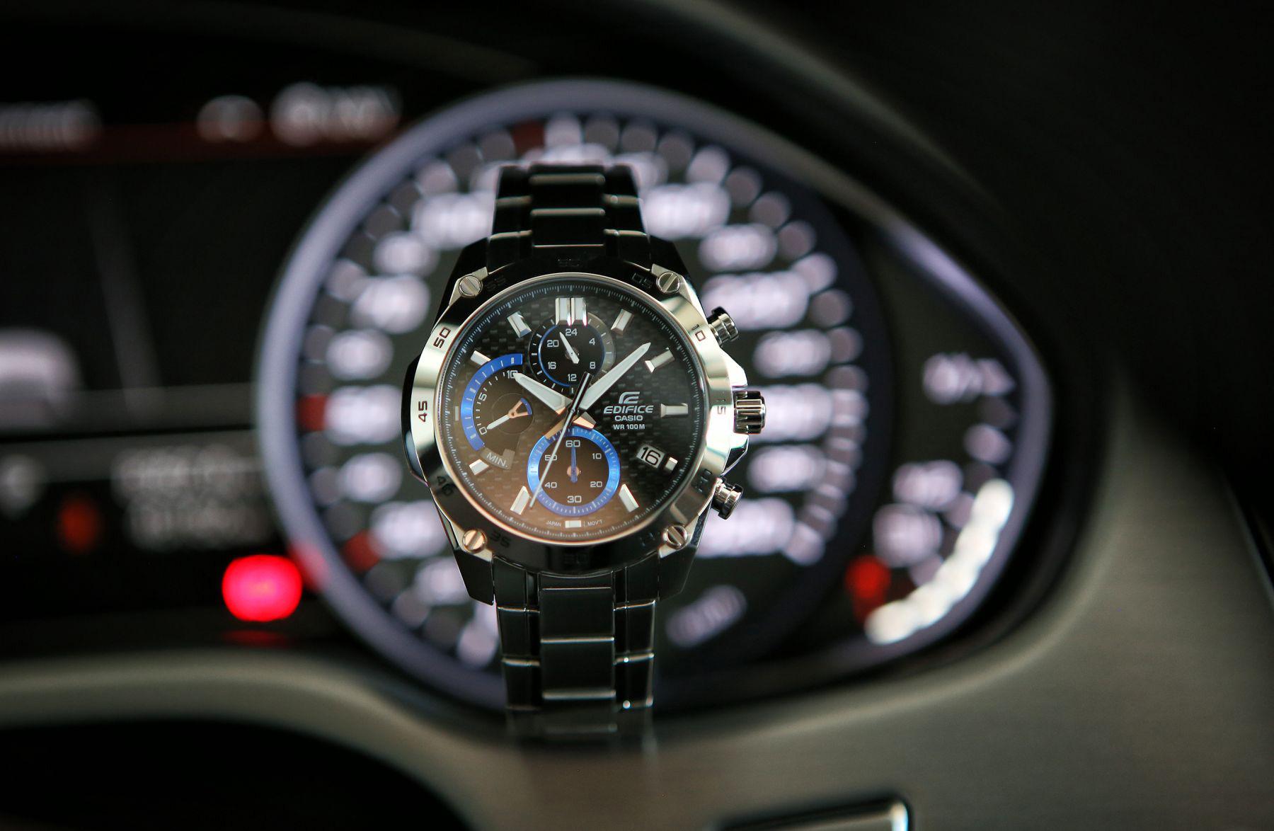 EDIFICE MOMENTUM – Nowa kolekcja zegarków nie tylko na specjalne okazje