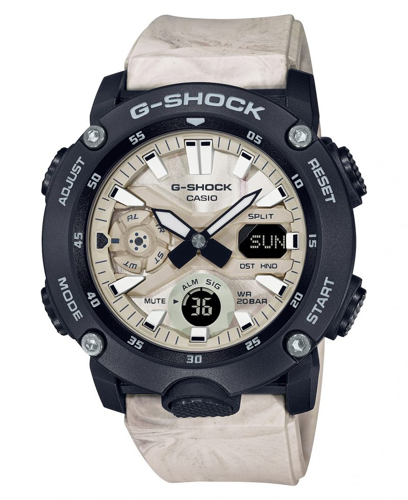 Zegarek G-SHOCK GA-2000WM-1AER_OR01