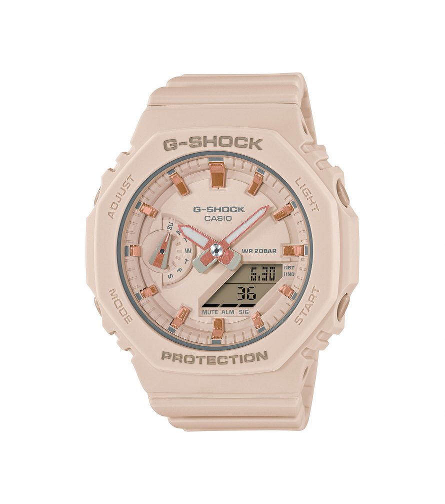 Zegarek G-SHOCK GMA-S2100-4AER_OR01