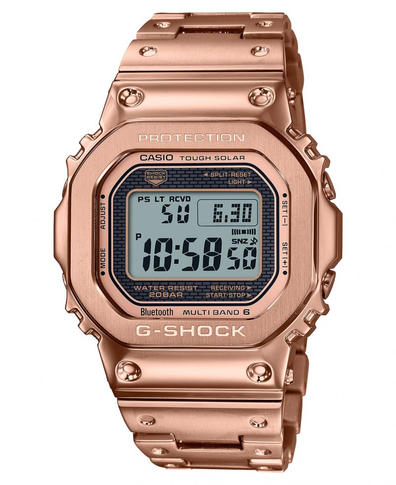 Zegarek G-SHOCK GMW-B5000GD-4ER_OR01