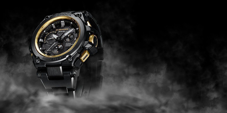 c16f3519f58471 Technologia służy synchronizacji godziny poprzez anteny GPS oraz naziemny  sygnał radiowy. G-Shock Exclusive opiera się na inżynierskich popisach w  kwestii ...