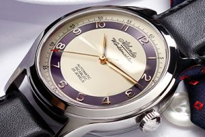 Mierzymy czas w kolorze blue - nowości ze świata zegarków
