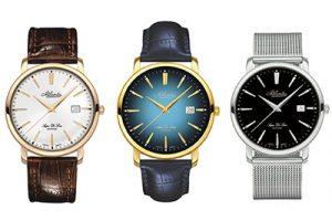 Czas w stylu retro. Najnowsze modele zegarków Atlantic dla kobiet i mężczyzn.