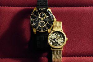 Nowa kampania zegarków GUESS Jesień/ Zima 2016