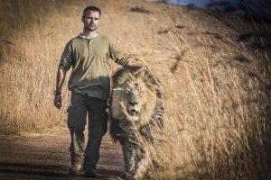 Wieloletnia przygoda z lwami i zegarkami - PROTREK PRW-6000Y & The Lion Whisperer