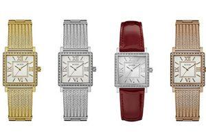 Wyższa szkoła elegancji - Nowa kolekcja zegarków GUESS