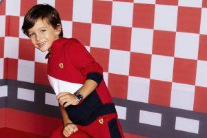 Zegarki Scuderia Ferrari dla młodego fana motoryzacji