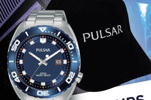 KONKURS z Pulsar - zegarki i czapki do wygrania