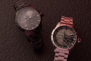 nowe modele zegarków Police – NEIST oraz BLENDER
